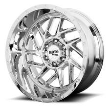 22 Inch Chrome Wheels Rims LIFTED Dodge RAM 1500 Truck 5 lug Moto Metal 22x10