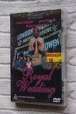 Royal Wedding (DVD, 1954), Region-All, Like new, free shipping