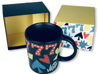 Starbucks Been There Series LAS VEGAS Lucky 777 Mug Cup LIMITED EDITION 12 oz