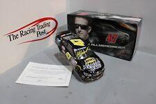 2015 AJ Allmendinger Bush's Grillin Beans 1/24 Action NASCAR Diecast Autographed