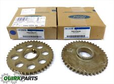 Ford F150 Mustang E150 Econoline Right & Left Bank Timing Camshaft Gears OEM NEW