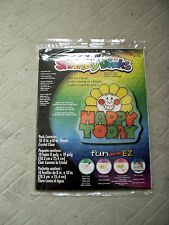 NEW Shrinky Dink Paper Crystal Clear 8x10 10 sheets NIP