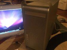 Apple Power Mac G5 1.8GHz  DP PowerPC Dual CPU 1GB OSX NICE! Works & Fast!