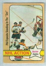 Phil Esposito 1972-73 O-Pee-Chee OPC 72 Hockey Card #76 EX NHL Boston Centre d