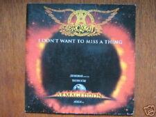 AEROSMITH CD SINGLE ARMAGEDDON