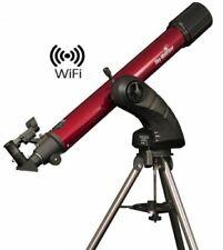"Skywatcher Star Discovery 90i 3.5"" WiFi GO-TO Refractor Telescope #10273 (UK)"