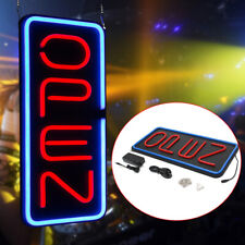 - Open neon light sign- 17�×13� bar signs for Home Bedroom Garage Neon Decor
