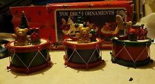 toy drum Christmas ornaments- Christmas around the world