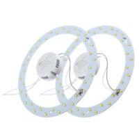 18W/40W 5730 LED Panel Kreis Ringförmigen Deckenlampe Einbau Brett Lampe Mit