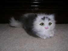 Realistic Lifelike Small C397BW-B Not the Actual picture. All cats similar.