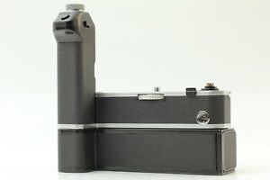 [Exc +5] Nikon MD-2 Motor Drive + MB-1 Battery Pack for F2 From JAPAN
