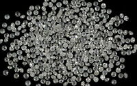 EPIC GEMS-1mm Natural Loose Diamond- Round G-H Color I1-I3 Clarity- 1 pc.