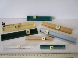SCRABBLE TILE RACKS Different Racks To Choose From  Genuine By Spears