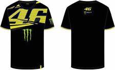 Ydmts 214409 Neu Offiziell Valentino Rossi Vr46 Doppel Yamaha Herren T-Shirt