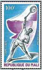 Timbre Sports Tennis Mali PA116 ** lot 16887