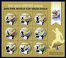 Malawi 2010 SAPOA / Fifa World Cup Mini-Sheet, MNH