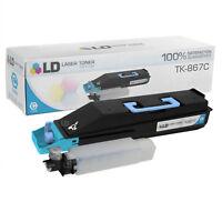 LD TK-867C TK867 Cyan Laser Toner Cartridge for Kyocera-Mita Printer