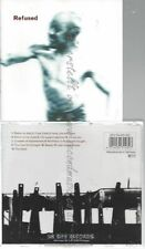 CD--REFUSED--SONGS TO FAN THE FLAMES OF DIS