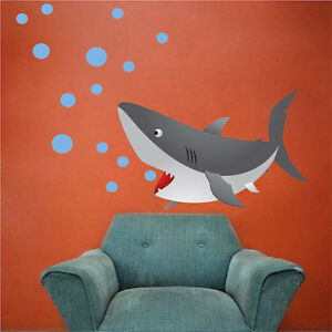 Sea Life Removable Décor Decals Stickers Vinyl Art For Sale In Stock Ebay