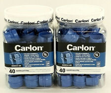 Lot of 2 Jugs CARLON 3/4-in Coupling Push Fitting SNM34-6R Nonmetallic fitting