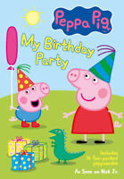 Peppa Pig: My Birthday Party [New DVD] Dolby