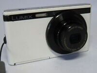 Panasonic Lumix DMC-XS1 16.1MP 5x Zoom HD Slim Digital Compact Camera
