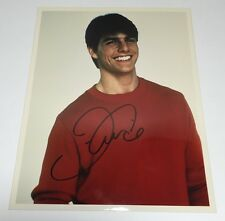 Tom Cruise Hand Signed Photo 8x10 YOUNG TOM CRUISE!