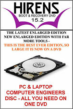 Hirens Laptop Boot Disc Computer Engineers  Repair Tools recovery DVD Enlarged