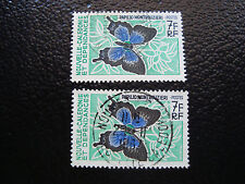 NOUVELLE CALEDONIE timbre yt n° 341 x2 obl (A4) stamp new caledonia (I)