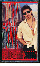 Bruce Springsteen Lucky Town Cassette Columbia CT 53001 SEALED PROMO
