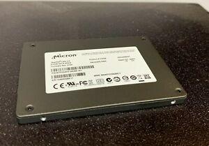 Micron 512GB SATA 6GB/S SSD -MTFDDAK512MAM-1Kx2