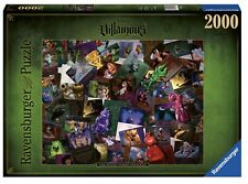 Ravensburger Disney Villainous The Worst Comes Prepared Puzzle 2000pc