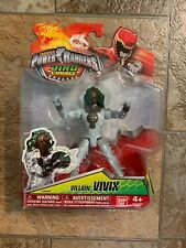 Bandai ASSORTED MIGHTY Dino Charge POWER RANGERS TOYS 2015 Villain Vivix