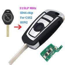 Remote Key 315LP MHZ PCF7946 CAS2 for BMW E46 E39 E60 E38 E53 E36