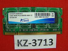 A-Data 1GB 1Rx8 PC2-6400S-666 800Mhz NMC-9B0126-0947 #KZ-3713