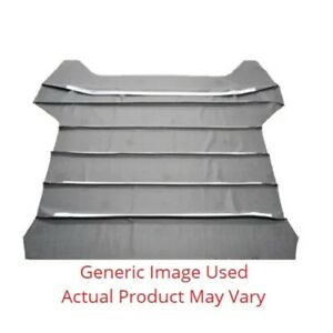 Headliner for 1968 Plymouth Road Runner GTX Hardtop Perforated Black