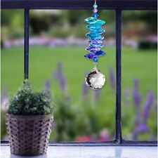 WOODSTOCK CHIMES - CRYSTAL MOONLIGHT CASCADES - BALL - CCMB