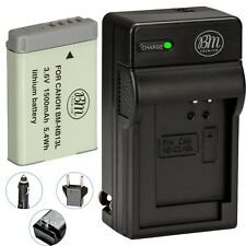 BM Premium NB-13L Battery & Charger for Canon PowerShot G9 X, G9 X Mark II, G7X