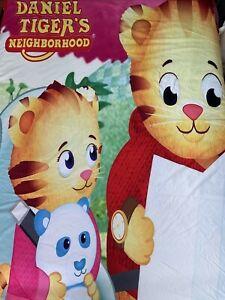 Daniel Tiger Duvet Cover From Mister Rogers Neighborhood 76 x 90