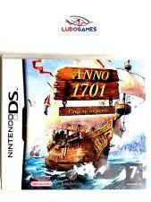 Anno 1701 Nintendo DS PAL/EUR Precintado Videojuego Nuevo New Sealed Retro