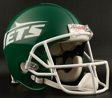 NEW YORK JETS 1978-1989 NFL Riddell AUTHENTIC Throwback Football Helmet
