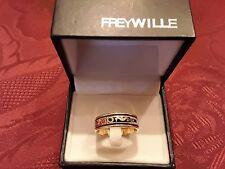 Original Michaela Frey Wille Ring Seepferdchen,vergoldet Gr. 20 gebraucht