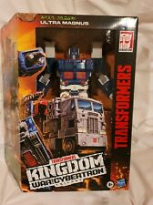 Transformers War For Cybertron: Kingdom Ultra Magnus - New in Box
