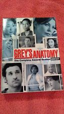 Grey's Anatomy: Season 2 (Uncut) by Ellen Pompeo, Sandra Oh, Katherine Heigl, J