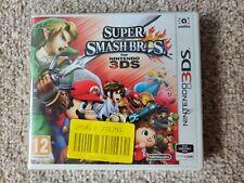 Super Smash Bros Nintendo 3DS *New & Sealed*