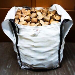 Bulk Bag of Briquettes / Eco Nuggets / Logs / Firewood