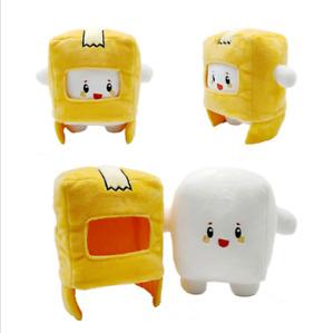 Lankybox toys Boxy Plush RARE BRAND NEW UK SELLER NO CUSTOMS CHARGES