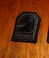 ARMY PATCH, ACU, 2ND MILITARY INTELLIGENCE BRIGADE  WITH hook tape