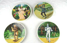 Wizard Of Oz Plates Set of 4 Knowles