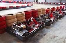Indoor Go Kart Race Track Start Up BUSINESS PLAN New! Popular Entertainment!